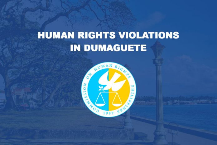 Human Rights Violations in Dumaguete City