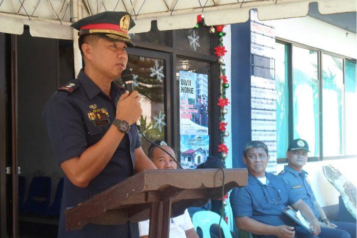 Jonathan Pineda PNP Chief