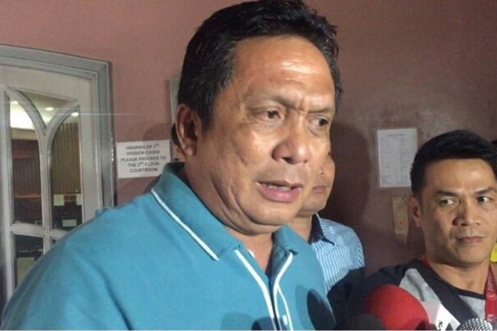 Degamo will fight dismissal order