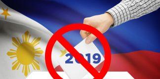 No Election 2019