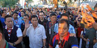 Duterte Summons Mayors