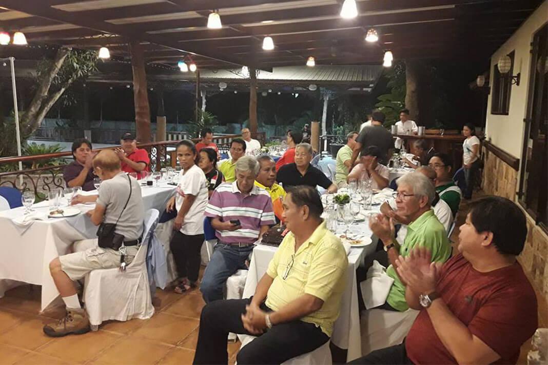 Barangay Captains Dumaguete City Support Sanitary Landfill