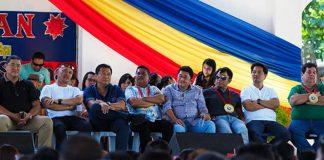 PDP Laban Oath-taking in Bacong, Negros Oriental
