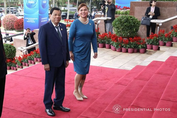 Mayor Sara Duterte Asks PRRD to junk peace talks