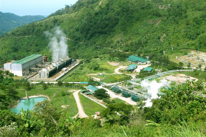 Palinpinon Geothermal Power Plant