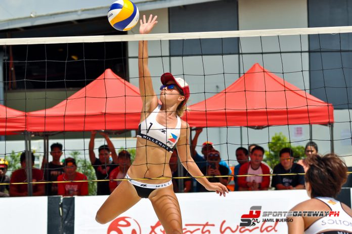 Beach Volleyball in Dumaguete