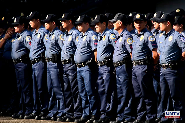 police ranks 2019